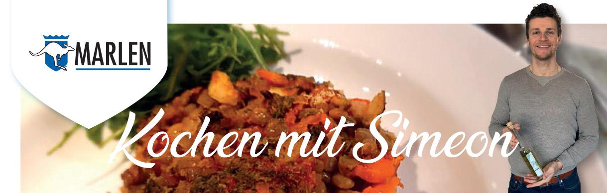 kocken met simeon